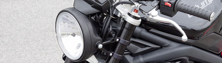 LSL Headlight Bracket Kits - Bike Specific