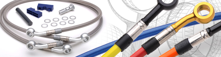Motorcycle Brake Line Kits