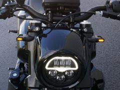 LED Front Turn Signals littleone FTR1S Indian FTR 1200 / S