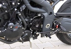 Triumph Speed Triple 1050 Counter shaft sprocket guard
