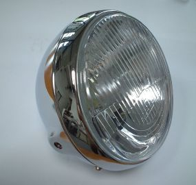 LSL Headlight - Chrome