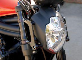 LSL Urban Headlight kit for Street Triple