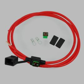mo.unit battery cable with fuse