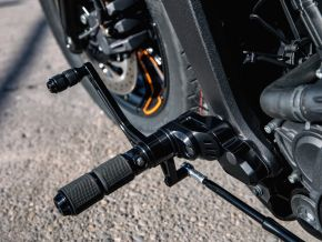 Forward Foot Controls Indian Scout Bobber