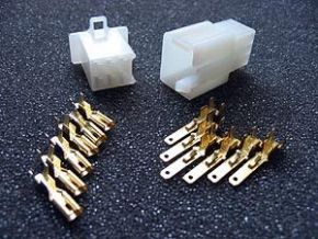 Plug Connector Kit 6-pin Compact