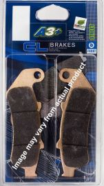 BMW F 650 CS Scarver Brake Pad
