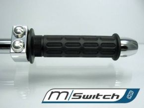 m.Switch 2 Push Button Housing 7/8""